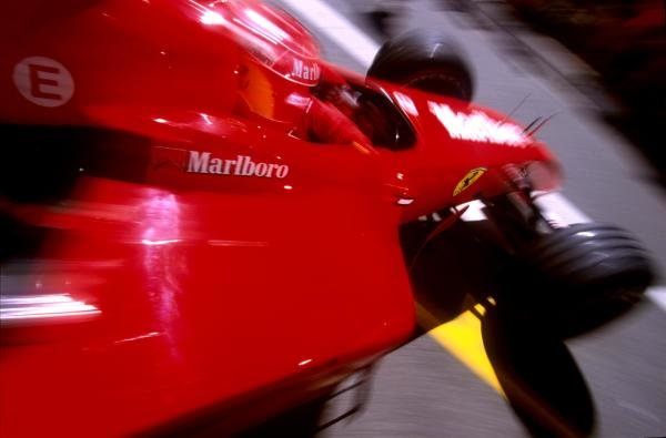 Michael Schumacher(GER) Ferrari F1 2001