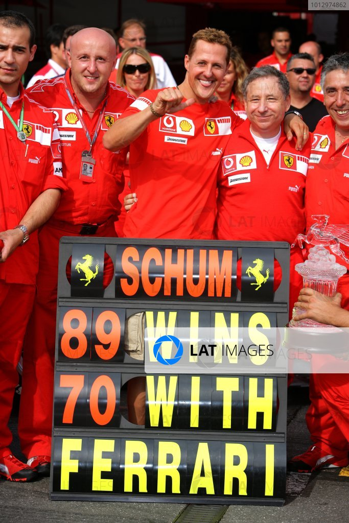 2006 German Grand Prix - Sunday Race
