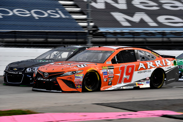 Monster Energy NASCAR Cup Series First Data 500 Martinsville Speedway, Martinsville VA USA Sunday 29 October 2017 Daniel Suarez, Joe Gibbs Racing, ARRIS Toyota Camry World Copyright: Rusty Jarrett LAT Images