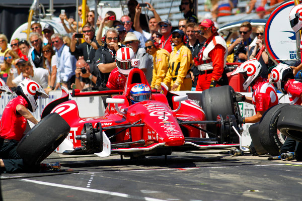 23  May, 2014, Indianapolis, Indiana, USA Scott Dixon ?2014, Ernie Masche LAT Photo USA
