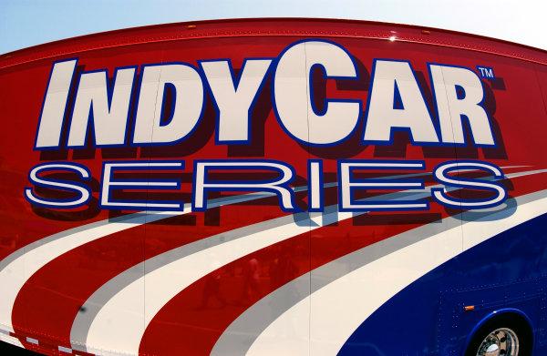 2003 IRL IndyCar Kansas Speedway 7/4-7/6/2003,Kansas City, Kansas, USAIRL SignageWorld Copyright-Walt Kuhn 2003 LAT Photographicref: Digital Image Only