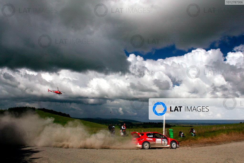 2003 FIA World Rally Champs.