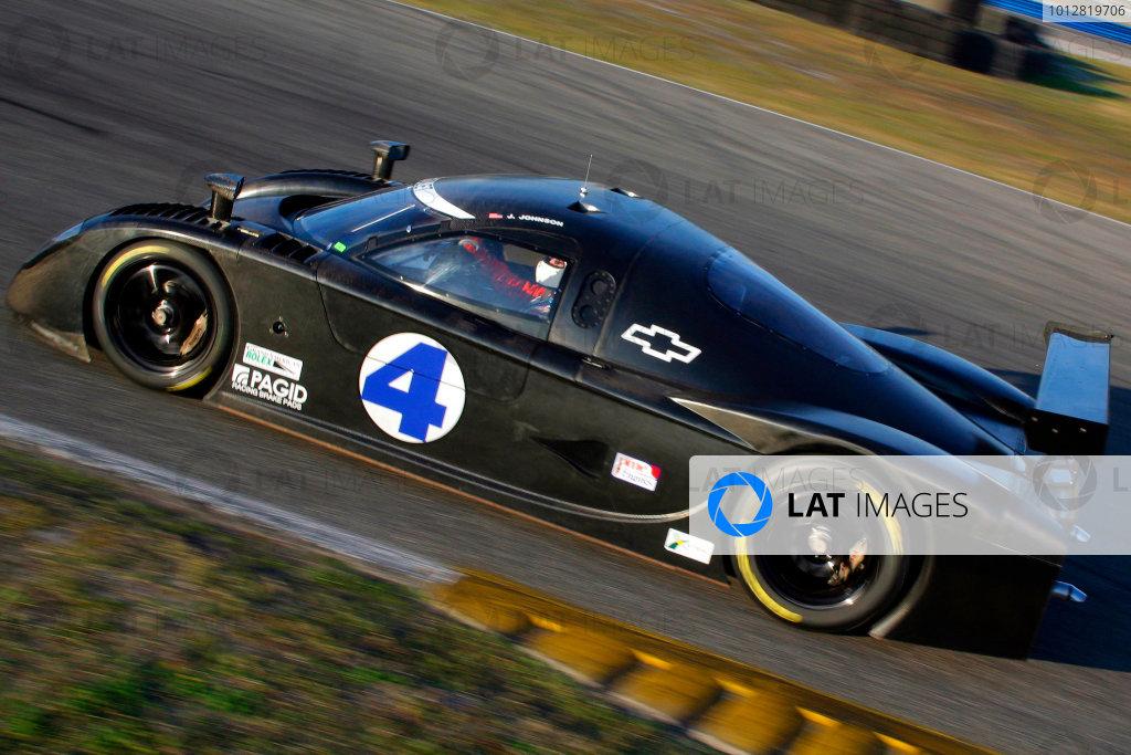 2004 Rolex Daytona 24 Hours Testing