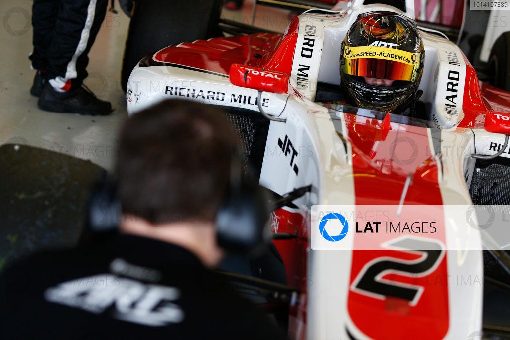 Test 2 - Jerez, Spain