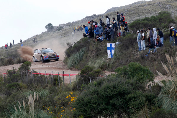2014 World Rally Championship Rally Argentina 8th - 11th May 2014 Robert Kubica, Ford, action Worldwide Copyright: McKlein/LAT