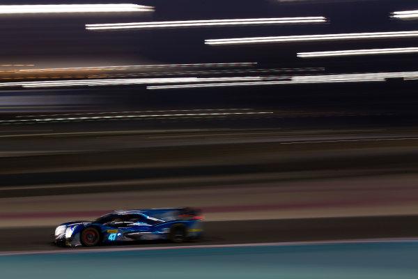 2015 FIA World Endurance Championship Bahrain 6-Hours Bahrain International Circuit, Bahrain Saturday 21 November 2015. Matthew Howson, Richard Bradley, Nick Tandy (#47 LMP2 KCMG Oreca 05 Nissan). World Copyright: Sam Bloxham/LAT Photographic ref: Digital Image _SBL5650