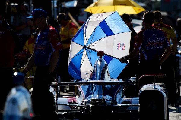 Verizon IndyCar Series ABC Supply 500 Pocono Raceway, Long Pond, PA USA Saturday 19 August 2017 Conor Daly, A.J. Foyt Enterprises Chevrolet World Copyright: Scott R LePage LAT Images ref: Digital Image lepage-170819-poc-1749