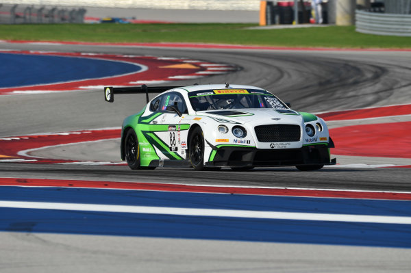 Pirelli World Challenge Grand Prix of Texas Circuit of The Americas, Austin, TX USA Friday 1 September 2017 Adderly Fong/Vincent Abril Hong World Copyright: Richard Dole/LAT Images ref: Digital Image RD_COTA_PWC_17008