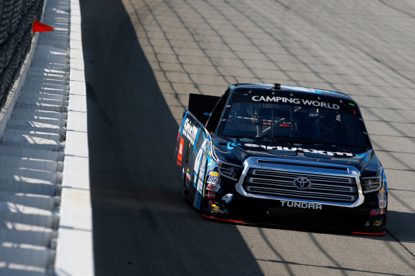 NASCAR Camping World Truck Series TheHouse.com 225 Chicagoland Speedway, Joliet, IL USA Thursday 14 September 2017 Christopher Bell, SiriusXm Toyota Tundra World Copyright: Lesley Ann Miller LAT Images