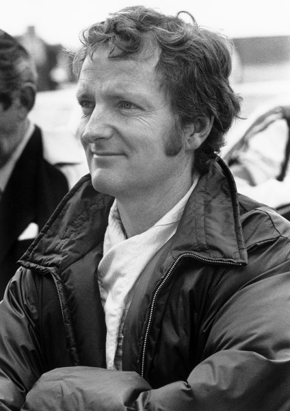 Mosport Park, Canada. 19 September 1971.Pete Lovely (Lotus 69 Special-Ford), Not Classified, portrait. World Copyright: LAT Photographic.Ref:  4066 - 22A-23.