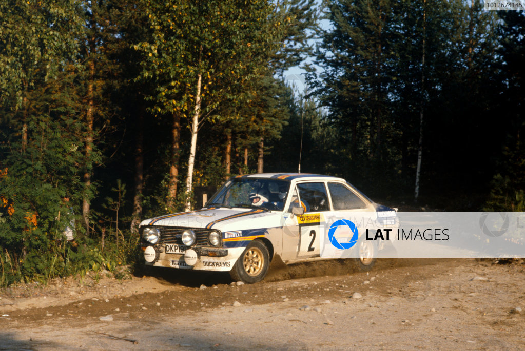 1981 World Rally Championship.