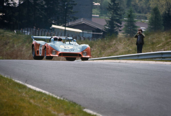Nurburgring, Germany. 19th May 1974. Rd 3.