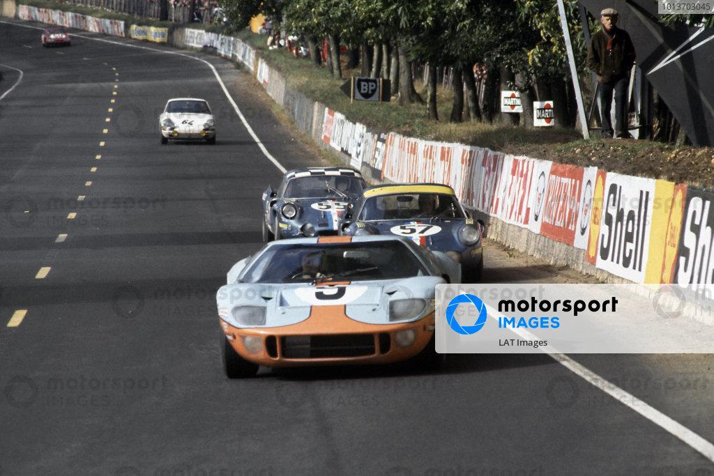 1968 Le Mans 24 hours.
