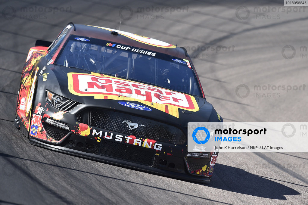 #6: Ross Chastain, Roush Fenway Racing, Ford Mustang Oscar Mayer