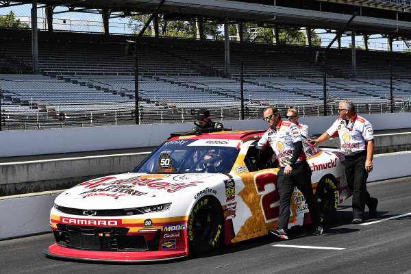 #2: Tyler Reddick, Richard Childress Racing, Chevrolet Camaro Anderson's Maple Syrup