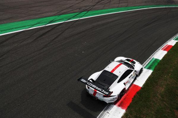 #92 Porsche GT Team Porsche 911 RSR - 19: Kevin Estre, Neel Jani,