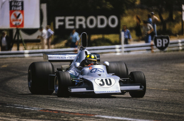 Wilson Fittipaldi, Fittipaldi FD01 Ford.