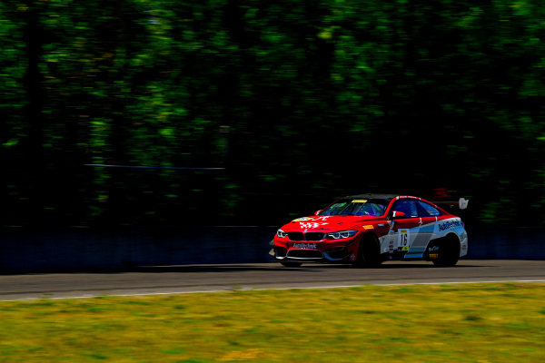 #16 BMW M4 GT4 of John Allen and Kris Wilson  Rose Cup Races, Portland OR