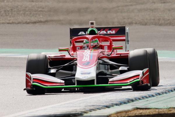 Sacha Fenestraz, KONDO RACING, third position