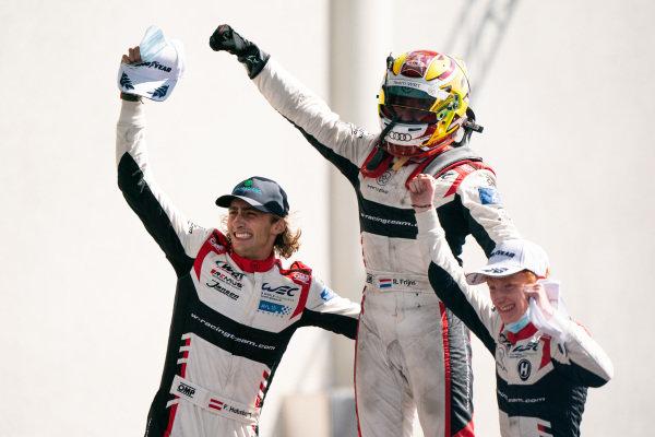 #31 Team WRT Oreca 07 - Gibson LMP2 of Robin Frijns, Ferdinand Habsburg, Charles Milesi