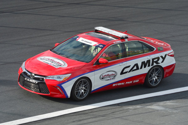 Monster Energy NASCAR Cup Series Coca-Cola 600 Charlotte Motor Speedway, Concord, NC USA Thursday 25 May 2017 Toyota Camry Pace Car World Copyright: John K Harrelson LAT Images ref: Digital Image 17CLT2jh_00824