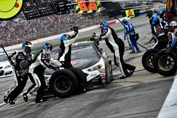 2017 Monster Energy NASCAR Cup Series - Fold of Honor QuikTrip 500 Atlanta Motor Speedway, Hampton, GA USA Sunday 5 March 2017 Kevin Harvick World Copyright: Rusty Jarrett/LAT Images ref: Digital Image 17ATL1rj_2675