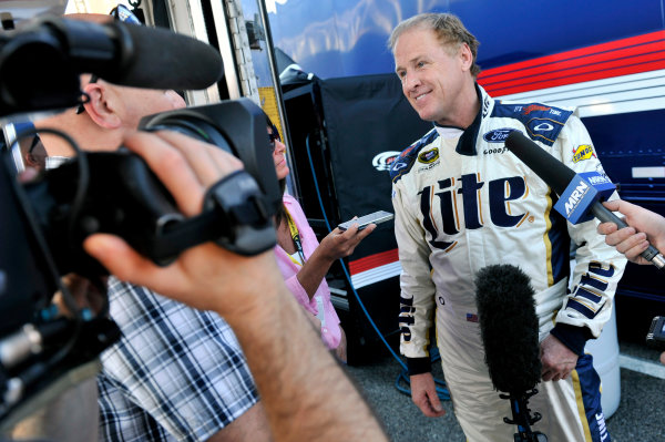 9-10 January 2014, Daytona Beach, Florida, USA Rusty Wallace ©2014, Nigel Kinrade LAT Photo USA