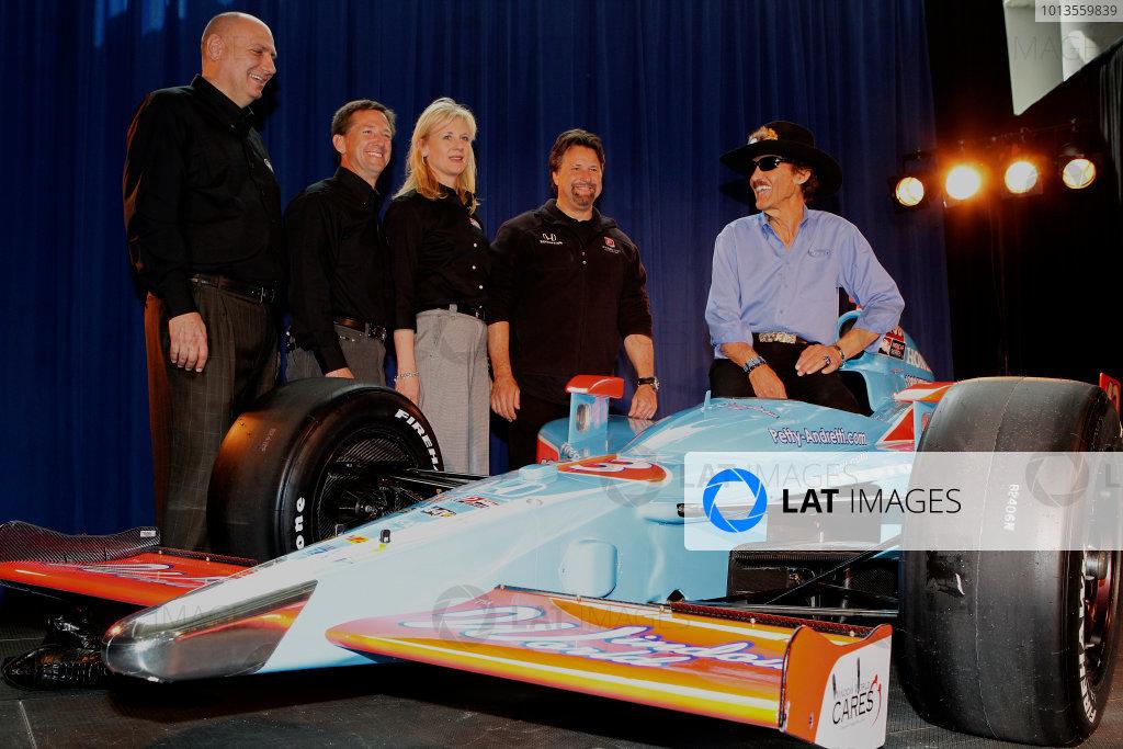 2011 IndyCar Barber Open Testing