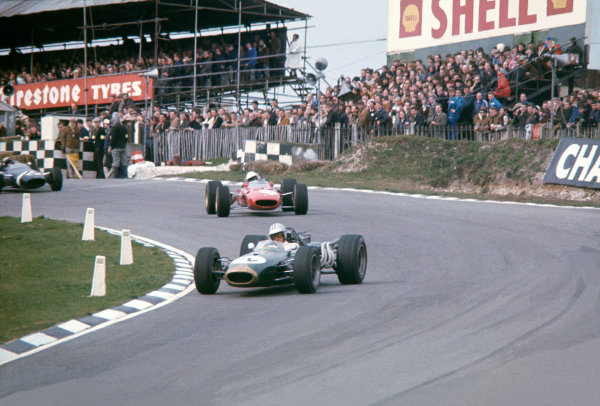 Brands Hatch, England. 12th March 1967.