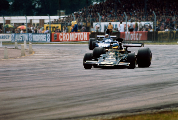 1973 British Grand Prix. 