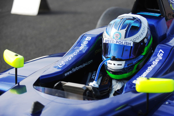 James Hedley (GBR) Fortec Motorsports British F4