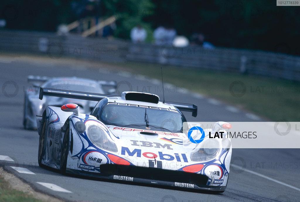 1998 Le Mans 24 hours.