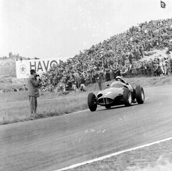 1959 Dutch Grand Prix.