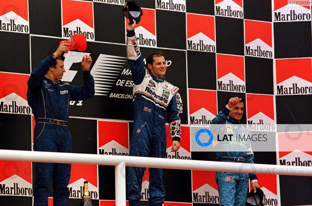 1997 Spanish Grand Prix.