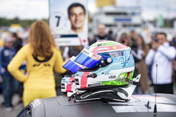 Helmets of Bruno Spengler, BMW Team RMG