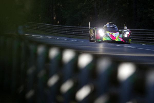 #1 Rebellion Racing Rebellion R-13: Andre Lotterer, Neel Jani, Bruno Senna.