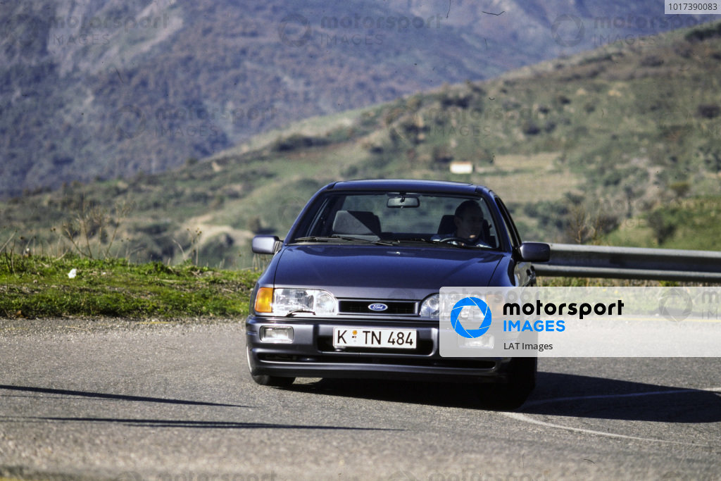 Ford Sierra Sapphire RS Cosworth 4x4.