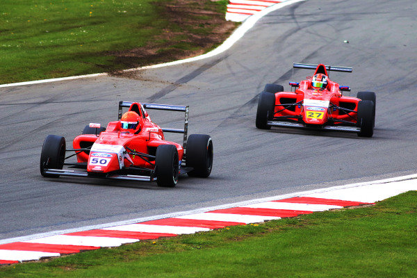 Bart Horsten (AUS) Arden Motorsport British F4