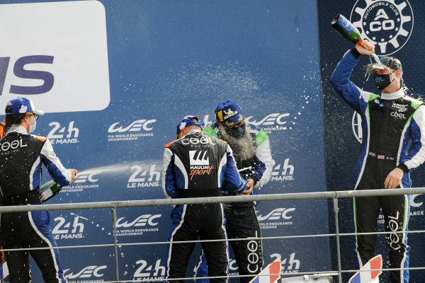 #37 Ligier JS P320 - Nissan / COOL RACING / Nicolas Maulini / Edouard Cauhaupe #69 Ligier JS P320 - Nissan / COOL RACING / Maurice Smith / Matt Bell