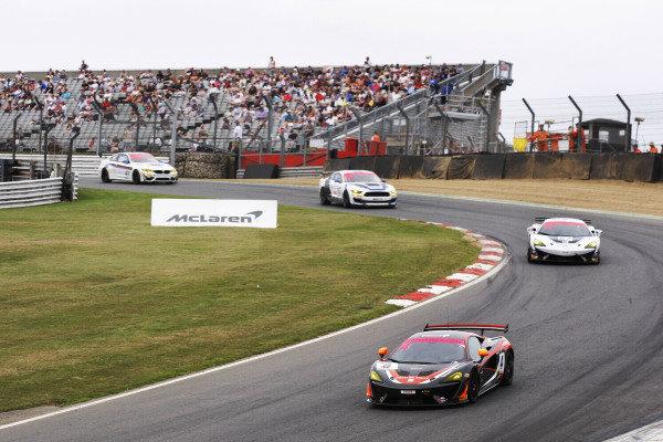 James Dorlin / Josh Smith Tolman Motorsport McLaren 570S GT4