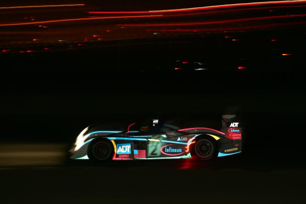 2004 American Le Mans Series (ALMS)Laguna Seca, California, USA. 15 - 16 October.Kaffer in winning Audi.World Copyright: Richard Dole/LAT Photographicref: Digital Image Only