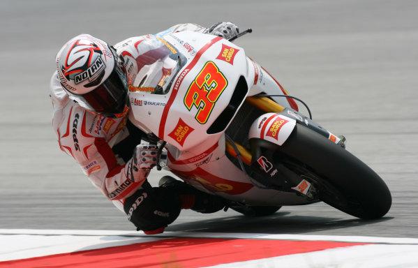 Marco Melandri San Carlo Honda Gresini