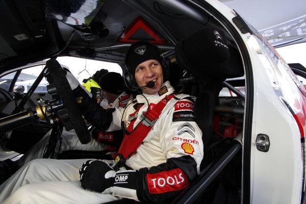 Round 01-Rally Sweden. 10th-13th February 2011.Petter Solberg, Citroen WRC, PortraitWorldwide Copyright: McKlein/LAT