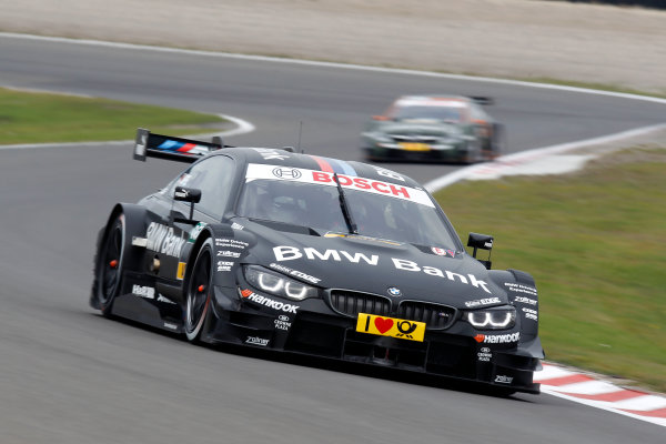 2014 DTM Championship Round 9 - Zandvoort, Netherlands. 27th - 28th September 2014 Bruno Spengler (CAN) BMW Team Schnitzer BMW M4 World Copyright: XPB Images / LAT Photographic  Ref: 3314194_HiRes.JPG