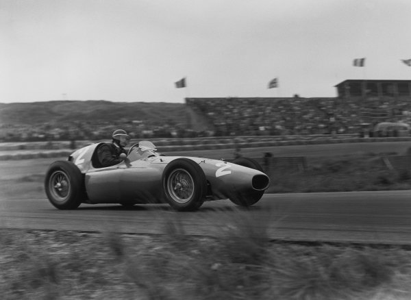 Zandvoort, Holland. 19th June 1955.