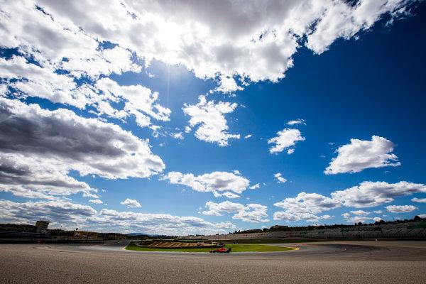 2016 GP3 Series Testing. Circuit Ricardo Tormo, Valencia, Spain. Friday 8 April 2016. Jake Dennis (GBR, Arden International). World Copyright: Zak Mauger/LAT Photographic. ref: Digital Image _79P7989