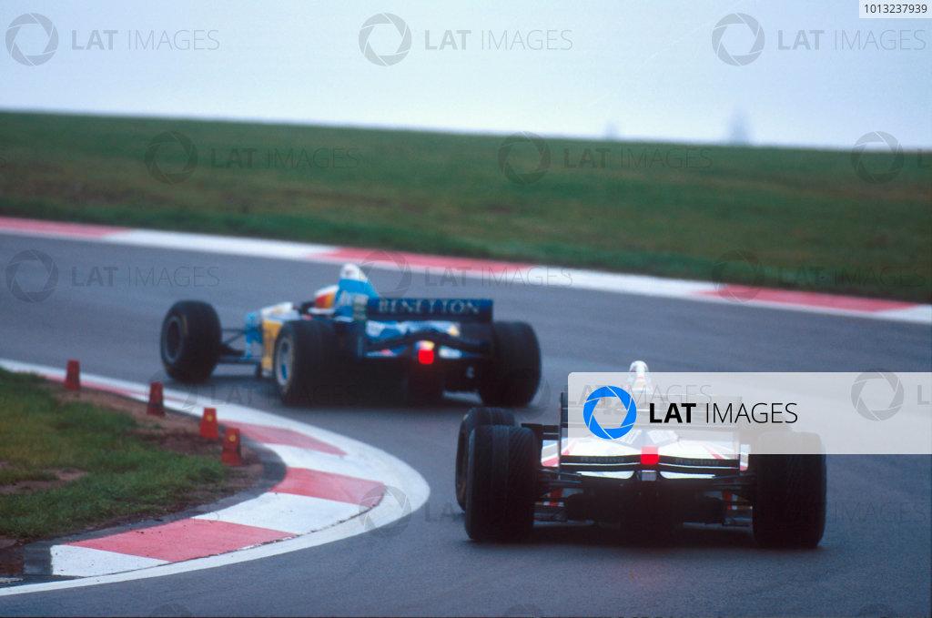 1995 European Grand Prix.