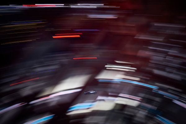 Yas Marina Circuit, Abu Dhabi, United Arab Emirates. Friday 24 November 2017. Lewis Hamilton, Mercedes F1 W08 EQ Power+. World Copyright: Steve Etherington/LAT Images  ref: Digital Image SNE20361