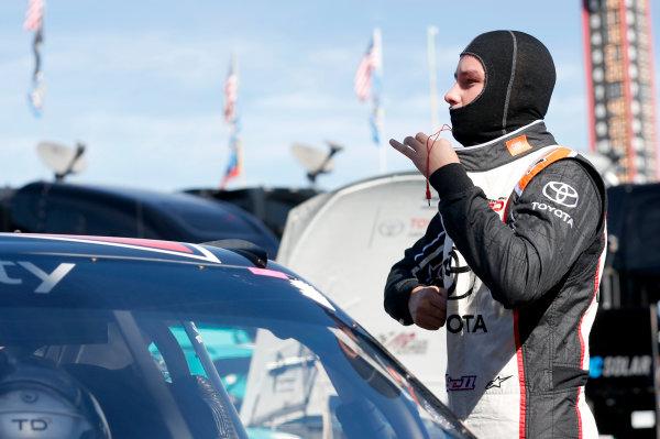 NASCAR XFINITY Series Ticket Galaxy 200 Phoenix Raceway, Avondale, AZ USA Friday 10 November 2017 Christopher Bell, Safelite Toyota Camry World Copyright: Matthew T. Thacker LAT Images
