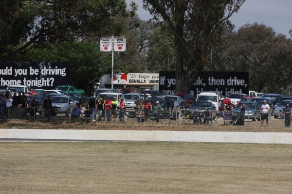 V8 Supercars first official test day for 2008 took place today at Winton Raceway, Victoria. Australia